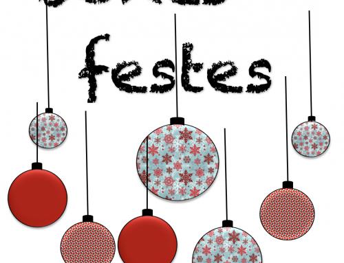 Bon Nadal i bones festes!
