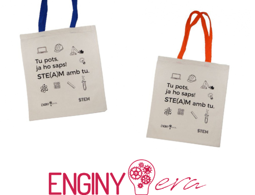 Enginy-era · Els productes STEAM com a resultat de la Jornada de la Inventora