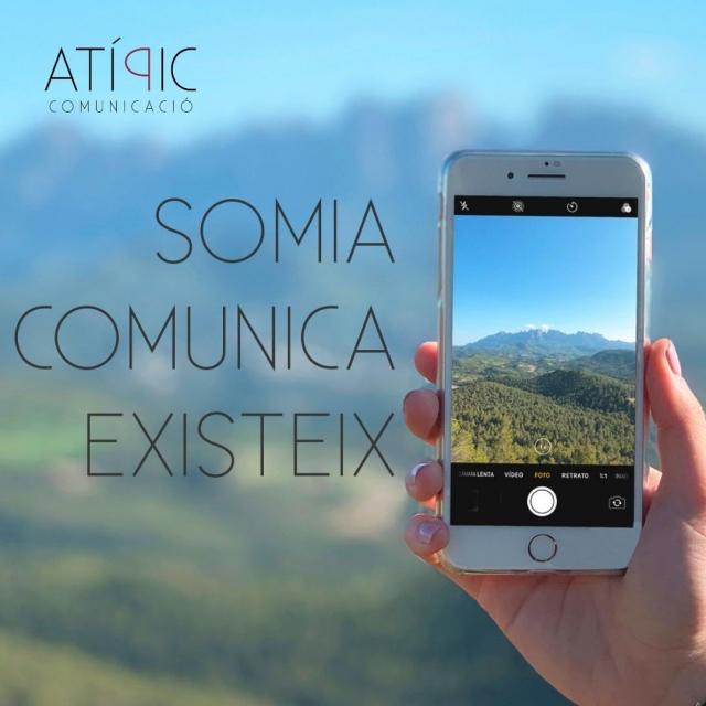 Quan es tracta de xarxes socials i comunicació online, @atipiccomunicacio 🙌🏻🙌🏻  Sí, som l'Anna i la Cristina, sòcies de DEIM i també som nosaltres les encarregades de gestionar aquest perfil.  Però no volíem deixar passar la oportunitat de presentar-nos i dir-vos que estarem encantades de parlar i ajudar-vos en tot el que puguem!!   Així que si voleu contactar amb Atípic, ho podeu fer a través de:  💻 @atipiccomunicacio II www.atipiccomunicacio.com  📲 644 91 26 49  📤 hola@atipiccomunicacio.com  #donesemprenedores #deim #manresa #donesemprenedores #socies #atipiccomunicacio #communitymanagement #communitymanager #xarxessocials #marketingdigital #comunicació