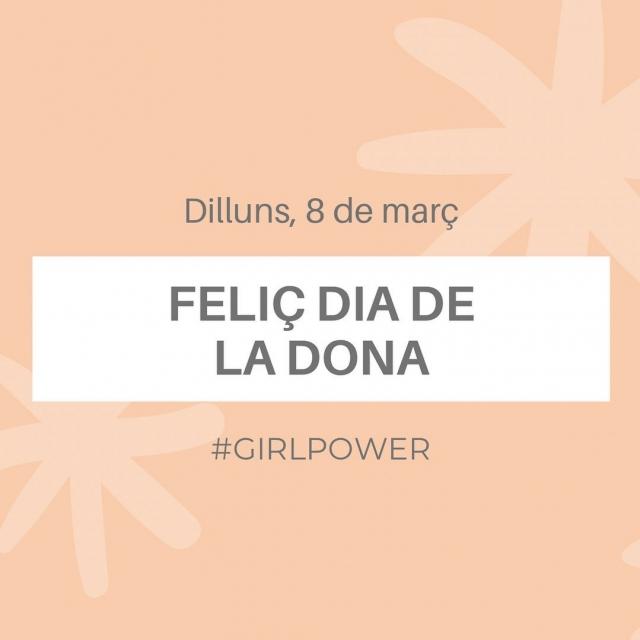 08.03.2021 - Feliç dia de la dona 💜  #donesemprenedores #donesinnovadores #donesmanresa #deim #donesempresaries #emprenedoria #manresa #diadeladona #diadeladonatreballadora #girlpower #juntessommesfortes