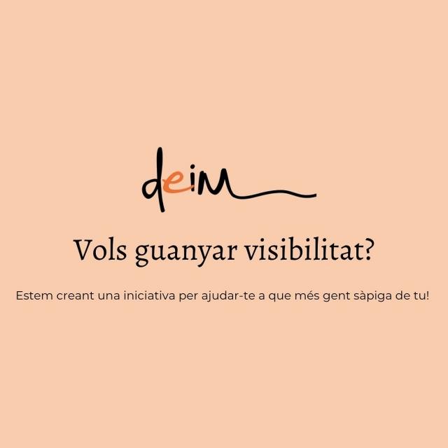 Comencem el mes de maig amb un projecte nou!!! T'hi animes? 💥💥  #donesemprenedores #donesinnovadores #donesmanresa #deim #donesempresaries #emprenedoria #manresa #juntessommesfortes #nousprojectes #donataconeixer #maig